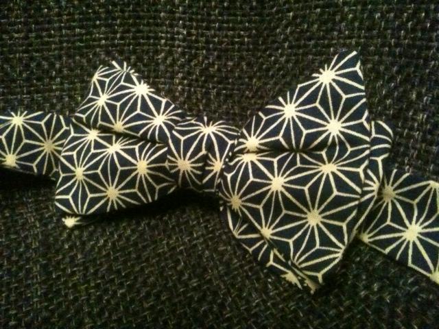 nœud papillon japonais